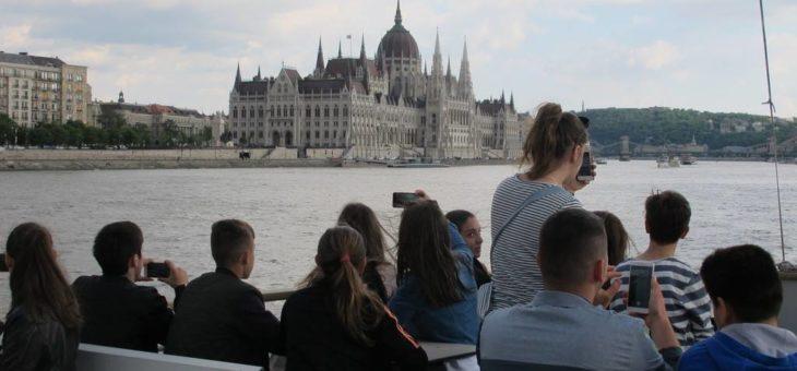 Детската Амбасада во посета на Австрија